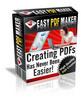 Easy PDF Maker Guide